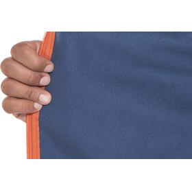Columbia Fast Trek II Full Zip Fleece Jacket Men carbon/heatwave